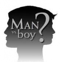 Male (Boy) vs. Man – It's Time To Raise Our Standards!