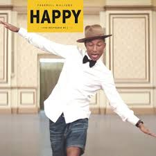 Pharrell is Happy – How bout you?