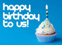 It's Our Birthday – Happy Birthday To Us!!!!