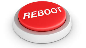 Time to Reboot